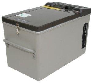 Ange–Glacière à compresseur MT 35F–32L–12/24/230V–Matière–ABS–de distribution de Holly produits Sunshade® Stabielo Holly