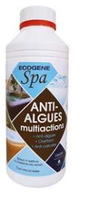 ECOGENE Anti-ALGUES MULTIACTIONS Spa 1L