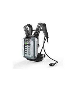 Ego Power+ Batterie à Dos Arc Lithium 28Ah Haute capacité et Harnais Pro – Pack BAX1501