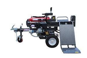 HZC Power 40T HS40335 Fendeur en bois avec pelle et plateau tournant