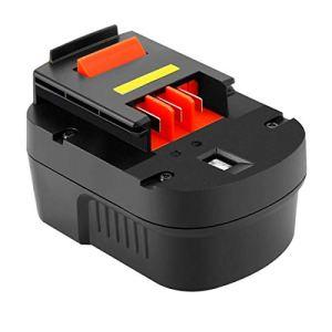 Joiry 12V 3.5Ah NiMH Batterie de Rechange pour Black & Decker A12 HPB12 A12E A12-XJ A12EX FSB12 FS120B FS120BX A1712 B-8315 BD-1204L BD1204L BPT1047