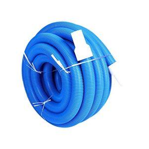 NZBⓇ Tuyau de Piscine 38mm – 10M, Tuyau de Piscine, Tuyau de Piscine résistant aux UV avec Manchette pivotante, pour Pompes et systèmes de Filtration