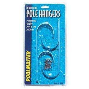 Poolmaster 35607 Lot de 2 cintres en Aluminium anodisé Bleu