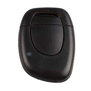QKP Remplacement 1 Bouton 433Mhz PCF7946 Puce Télédéverrouillage Télétransmetteur Clicker pour Porte-clé Renault