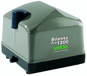 Velda 125080 aérateur complet pour bassin d'agrément, Silenta Pro 1200