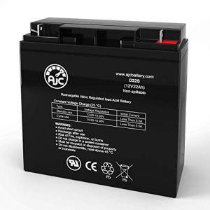 Batterie Ingersol 1212H 12V 22Ah Pelouse et Jardin – Ce Produit est Un Article de Remplacement de la Marque AJC®