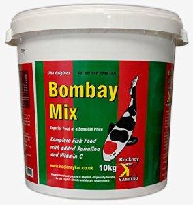 Kockney Koi Bombay Mix Nourriture pour poisson 10kg