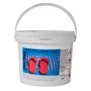 Lapi-Brome Seau 5 KG pastilles 20 g pour eau de piscine produit par l'entreprise certifiée made in Italy