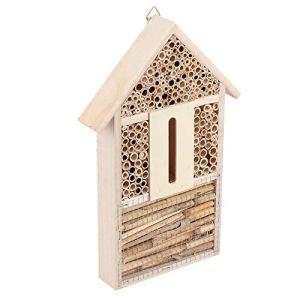 Maison durable d'insecte durable, maison d'abeille, jardin pour des insectes maison pour des abeilles