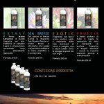 Parfum énergisantes Exotic concentrée 250ml–Parfum exotique pour spa et jacuzzi. Expédition immédiate