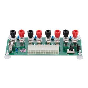 QKP 20/24 Broches Carte De Convertisseur d'alimentation Adaptateur d'alimentation PC De Bureau ATX