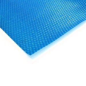 Zelsius bâche a bulle de Piscine Blue Rectangulaire I bache Solaire à Bulles Piscine I 400µ – Ronde,6 x 4 m