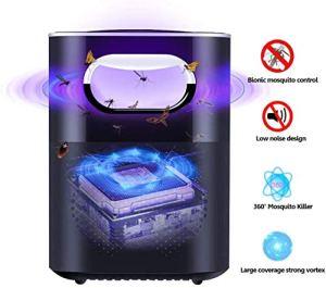 ZYF Lampe Tueur de moustiques piège à moucherons piège à moustiques intérieur piège à Insectes d'intérieur piège à Mouches à Fruits piège à Insectes intérieur