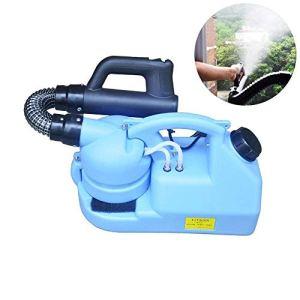 FEE-ZC Pulvérisateur à Pompe électrique Portable Mini pulvérisateur électrostatique Désinfection à pulvérisation largement utilisée, stérilisation, humidification, Insecticide à pulvérisation