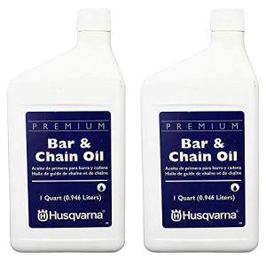 Husqvarna Tige et l'huile de chaîne 1 QT