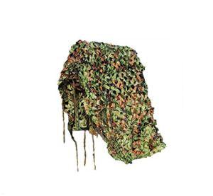 Liyu Ombre tissu pour la jungle Red de Camouflage Quitasol Camo de maille Thèmes de l'armée Décoration Dens Militaire Camo Nets (Size : 4 x 6 m)