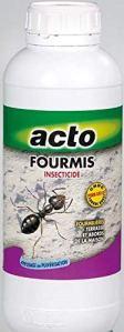 Maisange Acto Anti Fournis Liquide Concentré Effet Choc Dure 10 semaines Four1 et Four3 (1 litres)