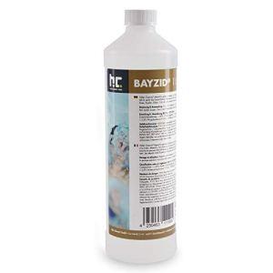 Metall-Ex 60 % – Lot de 3 bouteilles d'anti-calcaire avec séquestrant à métaux pour piscine – 3 x 1 l