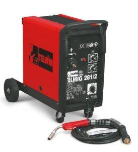Telwin TE-820099 TE-820099-SOLDADOR DE HILO MIG-MAG TELMIG 281/2 Turbo 230V