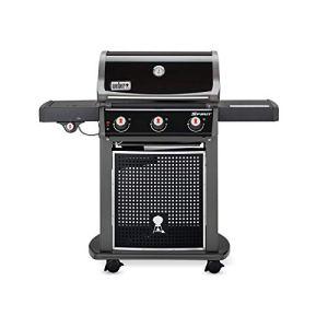 Weber 46415053 Barbecue Gaz Spirit E-320 Classic, Noir