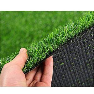WJ Toile Artificielle Toiture Location Rénovation Décoration Plastique Faux Herbe Home Chambre Chambre Mur Mur Jardin Villa en Plein Air (Color : T 3cm, Size : 2 * 4m)