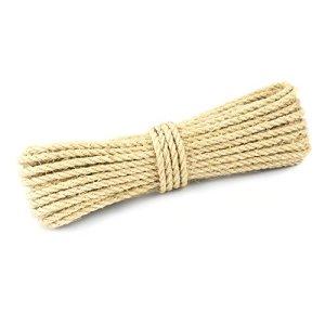 25m corde de sisal naturel 40mm