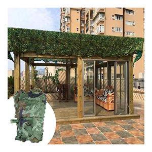 AGLZWY Filet De Camouflage,avec Maille Toile D'ombrage Durable Léger pour Décoration Aveugle Prise De Vue, Plusieurs Tailles (Color : Green, Size : 8X50M)