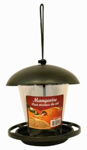 Aime Mangeoire Multi-Grains pour Oiseaux et Animaux Sauvages