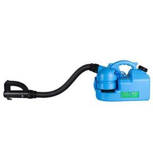 Atomiseur électrique ultra-basse pression 7 litres – Atomiseur ultra-basse électrique portable avec taille de particules réglable 0-50μm / mm – adapté aux lieux publics intérieurs et extérieurs (ble