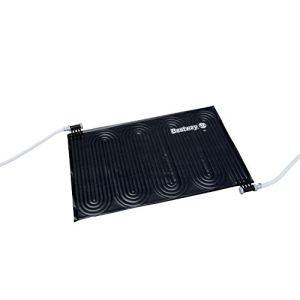Bestway – Réchauffeur solaire pour piscine, noir, 1,10 m x 1,71 m