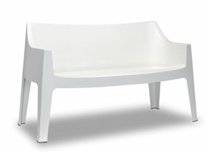 COCCOLONA SOFA – Couleur – Lin – contemporain – technopolymère recyclable