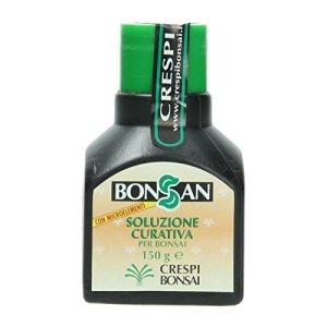 Crespi Bonsai Bonsan Engrais Noir 5,2 x 5,2 x 9,3 cm