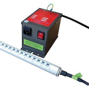 Générateur de haute tension Transformateur avec 700x 760mm antistatique Ion Barre antistatique Air Barre ionisation Air Barre de 110V ou 220V, 110V