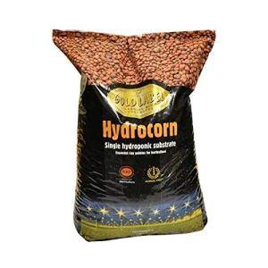 Gold Label Hydrocorn Argile expansée pour système hydroponique, 45 L