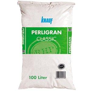 Knauf Perlite Perligran Activateur de substrat 100 Liter Classique