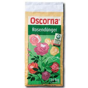 Oscorna Engrais pour roses 20kg