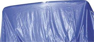 Steinbach Piscine Sacs avec intérieur Film-Film Épaisseur: 0,22Garden, Bleu, diamètre 3,6x 0,90m