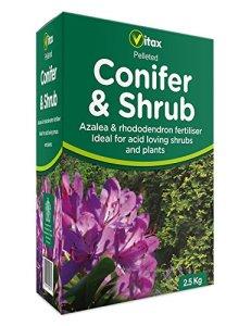 Vitax Engrais conifères et buissons 2,5kg