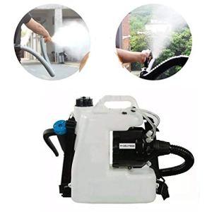 WMQ Machine à Brouillard Froid Portable pour pulvérisateur électrique ULV 12L, atomiseur à Main pour la Maison, Le Bureau, l'industrie, l'école (y Compris intérieure et extérieure)