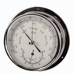 Barigo Regatta thermomètre, baromètre/chromé