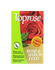 Bayer Toprose Jardin Nourriture pour Roses et arbustes 1 kg