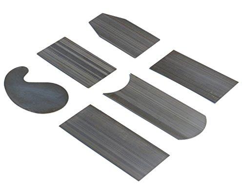 DS-Space ACCOCO Racloir de Menuisier 6 Paquets