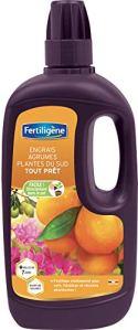 Fertiligène Engrais Agrumes et Plantes du Sud Tout Prêt, 1L
