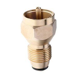 FGHDF Adaptateur de recharge universel en laiton pour propane