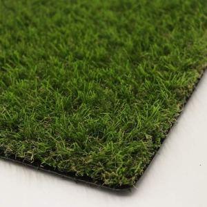Gazon Artificiel Synthétique 25mm d'epaisseur, choisir parmi 79 tailles, pelouse de jardin apparence naturelle et raliste, fausse pelouse de haute densit 2m x 4m | 6ft 6 x 13ft 1