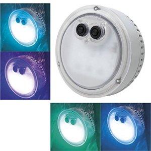 Générique Lumière pour Spa Intex, avec Variation de Couleur LED – Compatible avec Tous Les Spas Intex