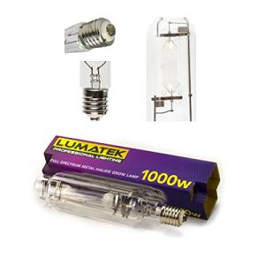 Lumatek – Ampoule 1000W Mh Lumatek