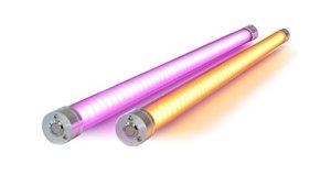 Lume-1Lot de 2sans fil Batterie Parasol Éclairage
