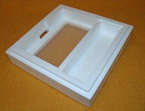 Mini Plus Fond avec doublure Chambre, unterboden pour le mini plus Abeille beuten Système de stehr