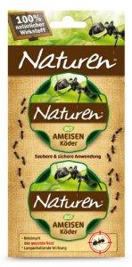 Naturen Lot de 2 boîtes d'appât à fourmis